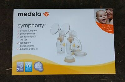 Brand NEW Medela Symphony Double Kit for Breast Pump