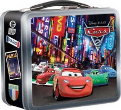 Disney / Pixar Cars 2 Collectible Lunch Box - Limited Edition (New)