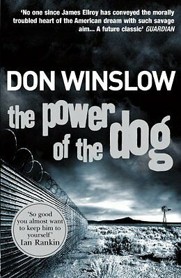 The Power of the Dog New Paperback Book Don Winslow