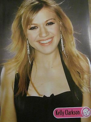 Kelly Clarkson, Ryan Cabrera, Double Full Page Pinup