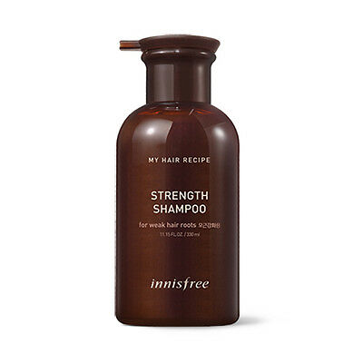 [Innisfree] My Hair Recipe Strength Shampoo 330ml