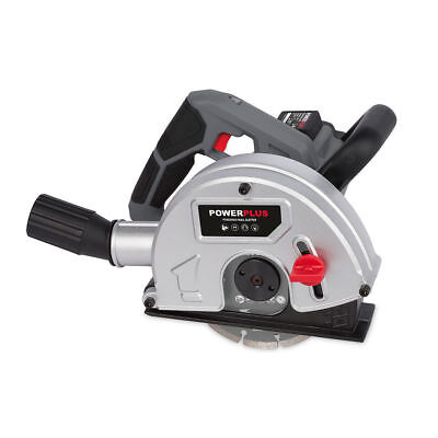 Powerplus 150mm 1700w 230v Wall Slotter Chaser with 2 Discs