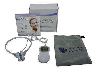 Ageless Wonder - Muscle Stimulation for your face from TV Advertising