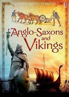 The Anglo-Saxons and Vikings (History of Britain) New Hardcover Book