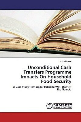 Unconditional Cash Transfers Programme Impacts On Household Food Security N ...