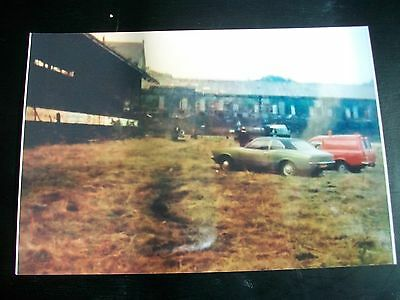 "BRADFORD PARK AVENUE  GROUND  Derelict  (CC)  1970s ? 6""x4""  REPRINT"