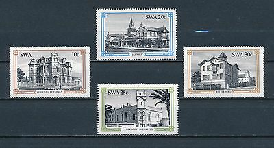 South West Africa 520-3 MNH, Historic Buildings, 1984