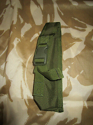 Blackhawk POP FLARE torch POUCH ammo MOLLE army Green ASSAULT mora knife VEST BN