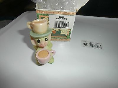 Pocket Dragons  Collectible World  Tea For Two   02929   1989 Real Musgrave