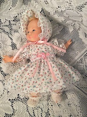 """Doll Clothes For 10"""" Newborn Thumbelina """"Sweet Little Dress Set"""" by Maureen"""