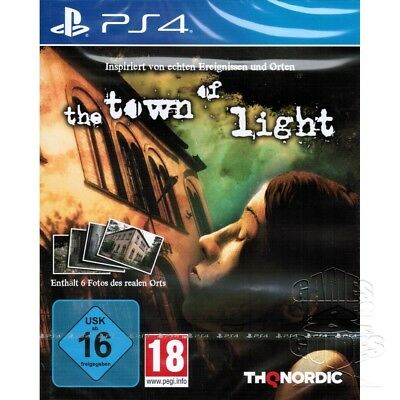The Town of Light für Sony Playstation 4 Spiel PS4, NEU&OVP
