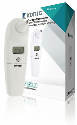 Infrared EAR Thermometer Digital Clinical BABY or ADULT C or F