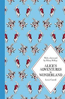 Alice's Adventures in Wonderland (Macmillan Classics) New Hardcover Book Lewis C