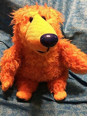 """Bear in the Big Blue House 14"""" Plush Toy by Mattel"""