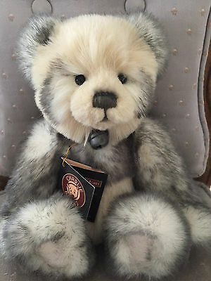 """Anniversary Lewis * Charlie Bears 2015 Plush * 12"""" New With Tags"""