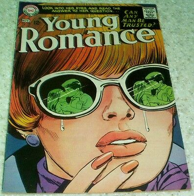 Young Romance 150, VF- (7.5) 1967, 30% off Guide!