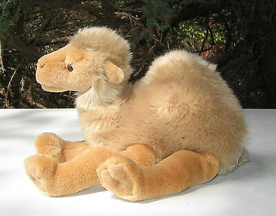 "Camel Plush Animal Russ Berrie ""omar"""