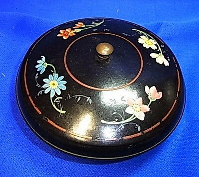 Antique German Art Deco Bakelite Box #BJ