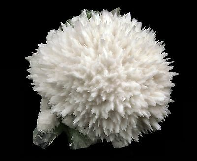 Mordenite Huge Ball With Apophyllite Crystal # B 2532