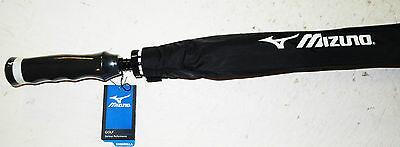 "Mizuno Twin Canopy 2017 34"" Golf Umbrella Black Brand New"