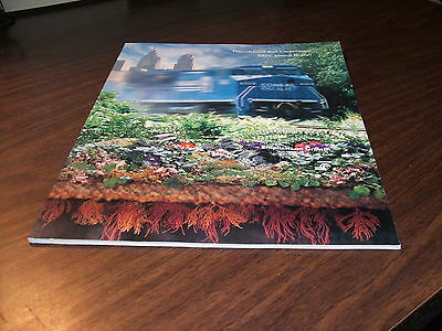 1992 Consolidated Rail Corporation Conrail Annual Report