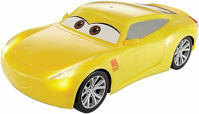 Disney Pixar Cars 3 movie moves Cruze Ramirez Lights & Sounds Large Vehicle