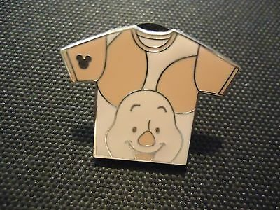 Disney Wdw 2011 Hidden Mickey Series T-Shirt Collection Piglet Pin