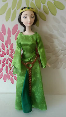 "**Disney Brave Queen Elinor Classic 12"" Doll **Fab Condition**"