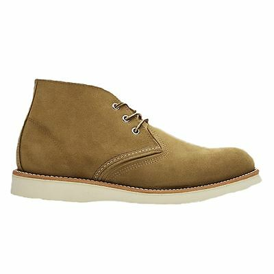Red Wing Chukka 3149 Olive Mens Boots