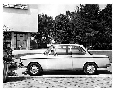 1968 BMW 2002 Factory Photo uc7778