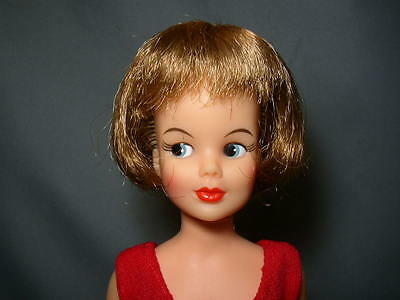 Vintage 1964 REDHEAD GROWN UP POSN TAMMY Doll in Original Tagged Swimsuit