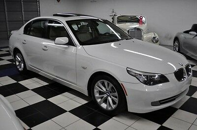 2010 BMW 5-Series 68K Miles,Carfax Certified,Premium Package,GPS! 2010 BMW 535I - AMAZING CONDITION - WELL MAINTAINED !!