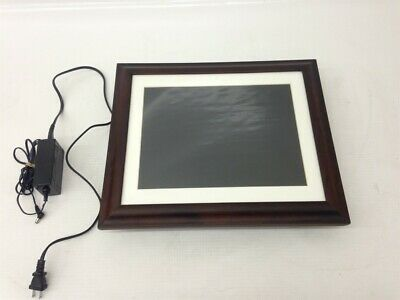 "ViewSonic 15"" Inch Multimedia Digital Photo Frame LCD MP3 MP4 JPEG VFM1536-11"