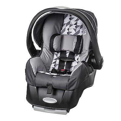 Evenflo Embrace Lx Infant Car Seat, Raleigh 4 to 35 pound Safety Rating