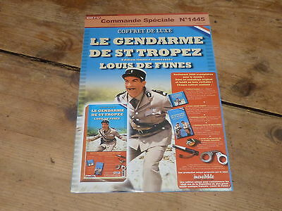 Louis De Funes - Le Gendarme De St Tropez !!!plan Media / Press Kit !!!!!!!!!!