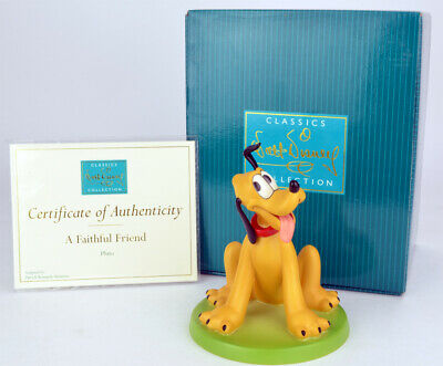 WDCC Disney - Pluto - A Faithful Friend