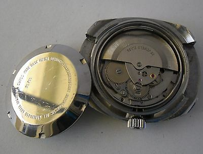 AS 2066 Movement Working Kowal Dial Hands & Crown AS 2066 Automatico Funciona