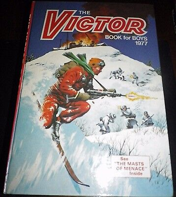 The VICTOR Book 1977 Annual