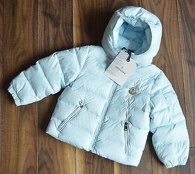 New With Tags Moncler Jules Boy Or Girl Designer Puffa Jacket 2 Years RRP £298