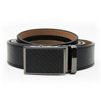 NEW Nexbelt Go-In! Golf Series Cut to Fit Ball Marker Carbon Shiny Black Belt