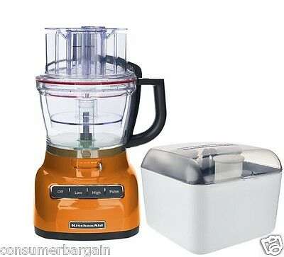 KitchenAid R-KFP1333TG 13Cup 3.1L W/ WIDE MOUTH FOOD PROCESSOR EXACTSLICE SYSTEM