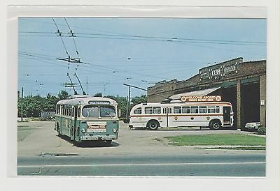 KITCHENER,  ONTARIO          2 Trolley busses
