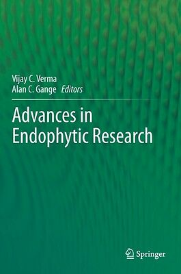 Advances in Endophytic Research (Hardcover), 9788132215745