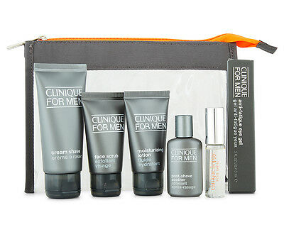 Clinique For Men Well Travelled Well Groomed Set