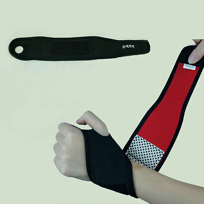 Hot Composite Materials Gym Hand Durable Wrist Bandage Support Wraps Weight Lift