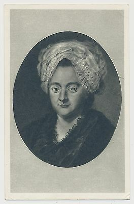 AK  Catharina Elisabeth Goethe, des Dichters Mutter  (Y562)