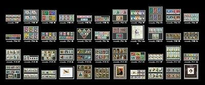 Rwanda 1962/1976-MNH Collection-All complete sets~~FREE POST~~