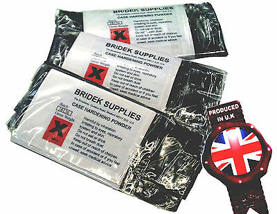 CASE HARDENING POWDER /COMPOUND - 300gms - MADE IN ENGLAND