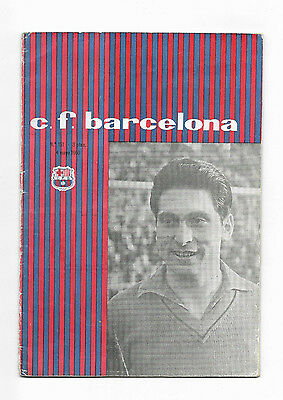 1960 Fairs Cup Final 2nd Leg - BARCELONA v. BIRMINGHAM CITY
