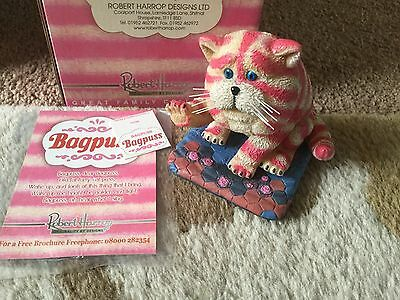 Robert Harrop Bagpuss Figurine - brand new in box